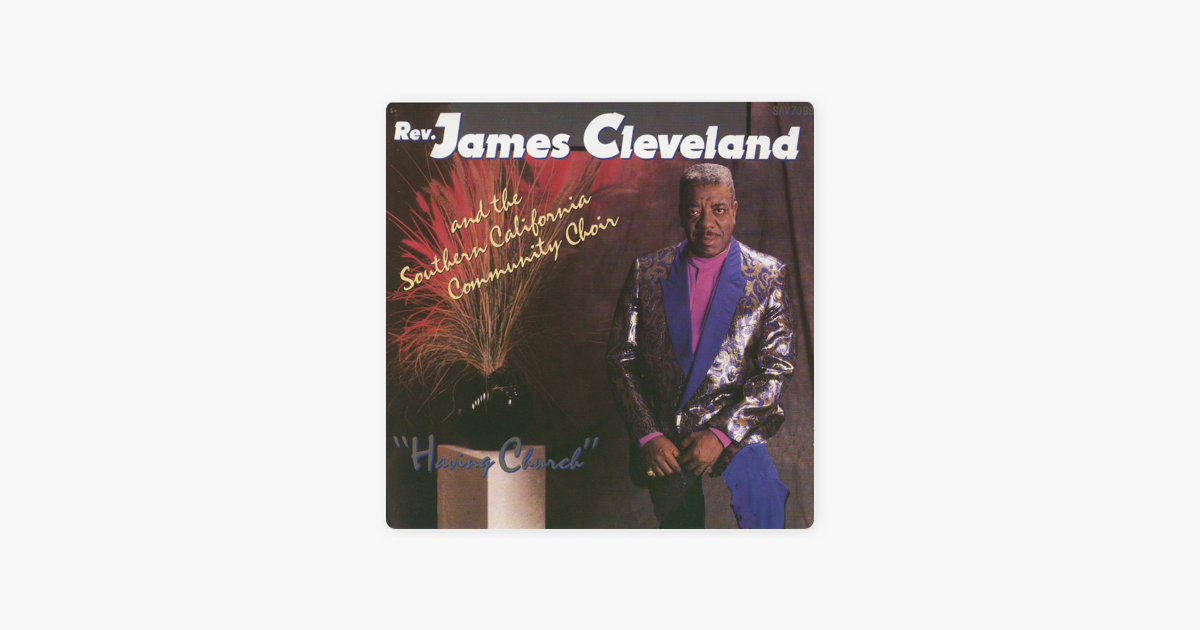 God Is Taking Us Away - Rev. James Cleveland & The ...