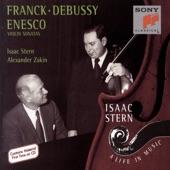 Isaac Stern - Sonata for Violin and Piano in A Major/I. Allegretto ben moderato