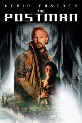 Kevin Costner - The Postman  artwork