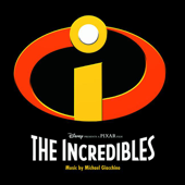 The Incredibles (Music From The Motion Picture)-Michael Giacchino