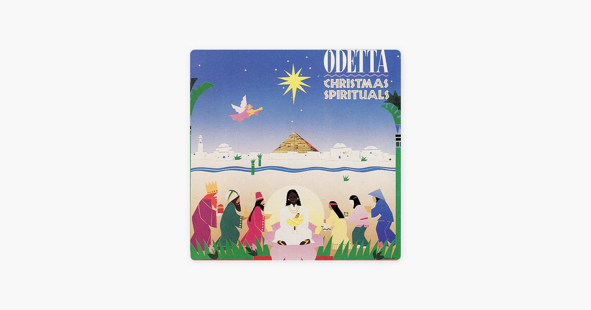 Christmas Spirituals de Odetta en Apple Music