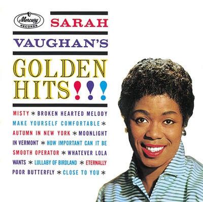 Sarah Vaughan's Golden Hits - Sarah Vaughan album