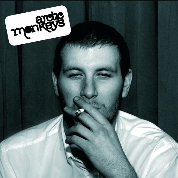 I Bet You Look Good On The Dancefloor by Arctic Monkeys