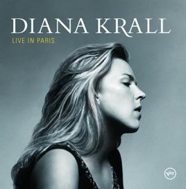 Live In Paris Diana Krall