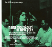 Nana Mouskouri in New York