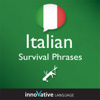 Innovative Language Learning - Learn Italian - Survival Phrases Italian, Volume 1: Lessons 1-30: Absolute Beginner Italian #4 (Unabridged)  artwork