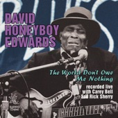 "David ""Honeyboy"" Edwards - Robert Johnson Story"