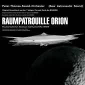 Peter Thomas Sound Orchester - Bolero On The Moon Rocks