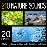 210 Nature Sounds: 20 Hours of Relaxing Natural Ambiences for Meditation and Sleep - Pro Sound Effects Library - Pro Sound Effects Library