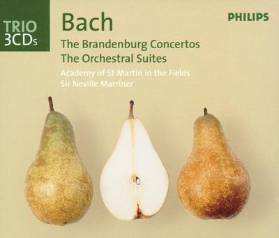 Bach: Brandenburg Concertos - Orchestral Suites - Violin Concertos - Academy of St. Martin in the Fields & Sir Neville Marriner album