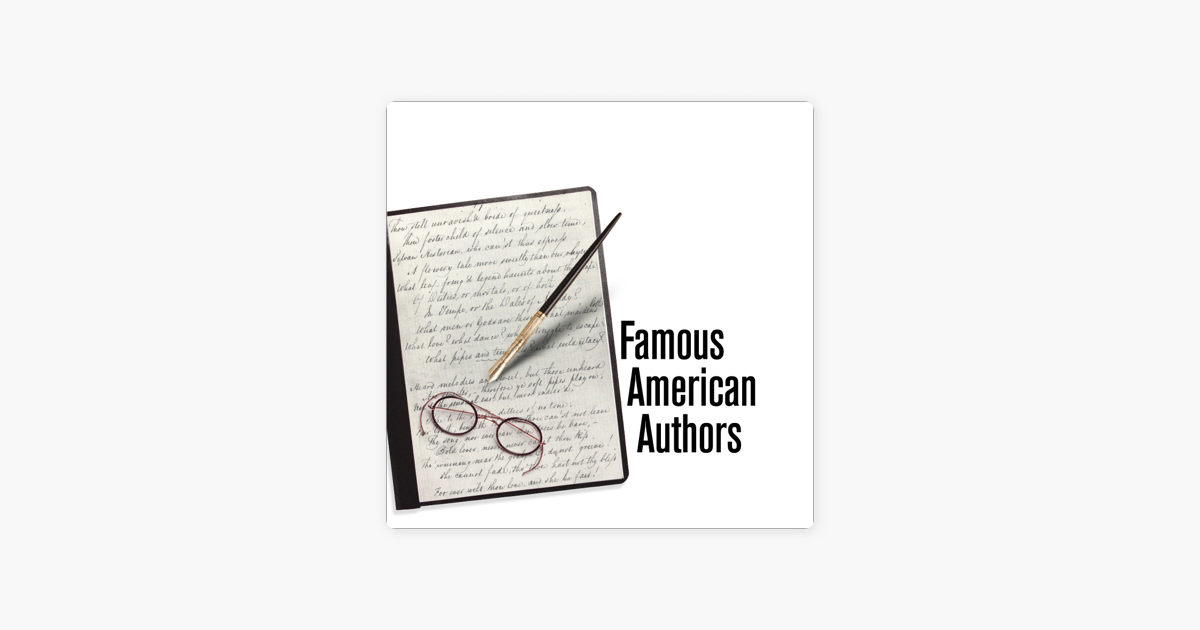famous american authors