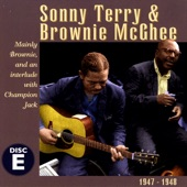 Sonny Terry & Brownie Mcghee - I'm Talking About It
