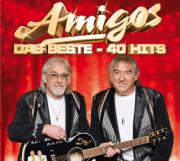 Das Beste - 40 Hits - Amigos - Amigos