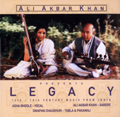 Legacy-Asha Bhosle, Swapan Chaudhuri & Ali Akbar Khan