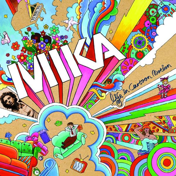mikaの life in cartoon motion bonus track version をapple musicで