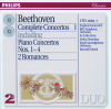 Bernard Haitink, Royal Concertgebouw Orchestra & Stephen Kovacevich - Beethoven: Complete Concertos, Vol. 1 - Piano Concertos Nos. 1-4 artwork
