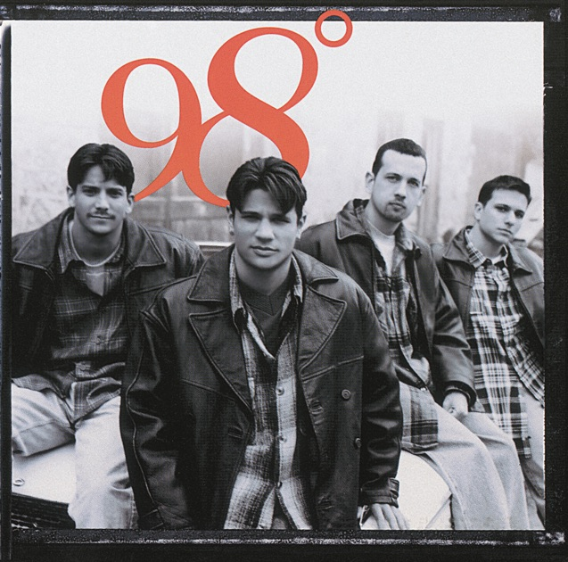 98 degrees because of you acoustic mp3