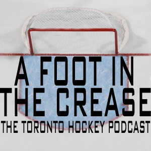 A Foot In The Crease