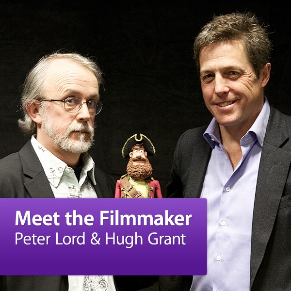 Hugh Grant and Peter Lord: Meet the Filmmakers