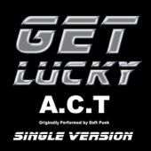 Get Lucky (Single Version - Originally Performed By Daft Punk)
