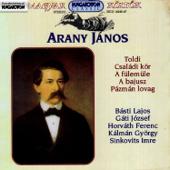 Magyar költők: Arany János (Hungaroton Classics)