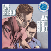 Jazz Goes To College (Live)-The Dave Brubeck Quartet