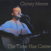 Christy Moore - Curragh of Kildare artwork