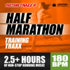 Half Marathon Music Mix - Training Traxx: Non-Stop Running Music Designed for Half-Marathon Training, Set At a Steady 180 BPM - Deekron & Motion Traxx Workout Music