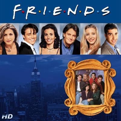 Friends, Saison 1 (VOST) - Friends