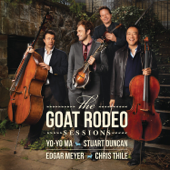 The Goat Rodeo Sessions-Yo-Yo Ma, Stuart Duncan, Edgar Meyer & Chris Thile