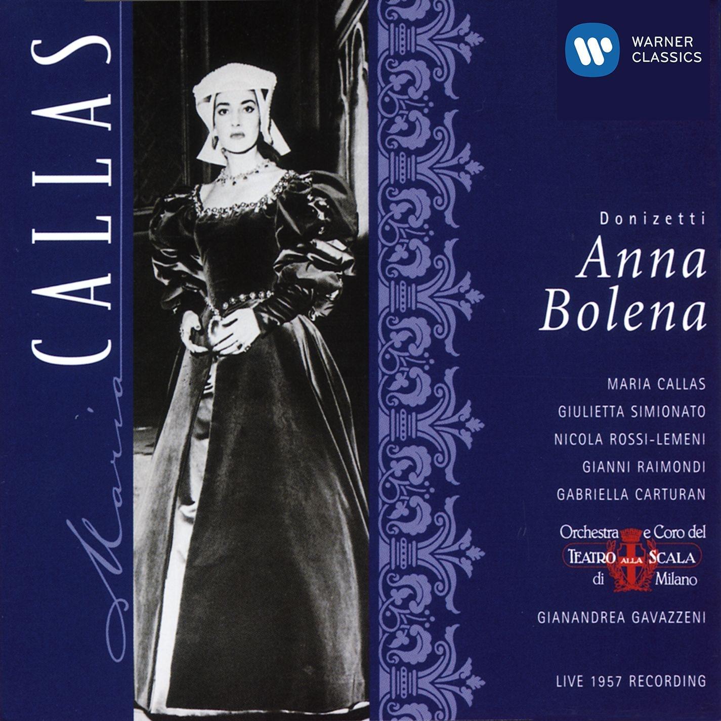Anna Bolena: Come, innocente giovane...