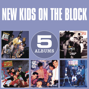 New Kids On the Block - Happy Birthday