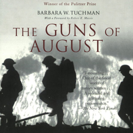 The Guns of August (Unabridged) audiobook