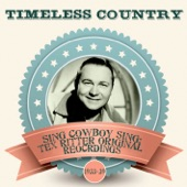 Tex Ritter - A Riding Old Paint