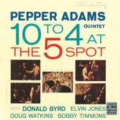 Pepper Adams Quintet - Yourna