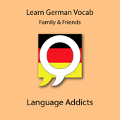 Learn German Vocab: Family & Friends