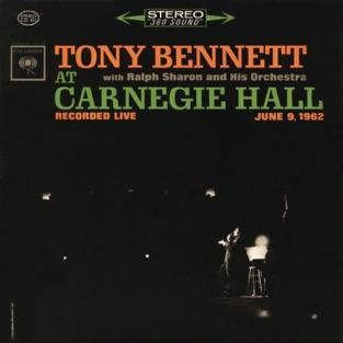 At Carnegie Hall – June 9, 1962 (Live) – Tony Bennett
