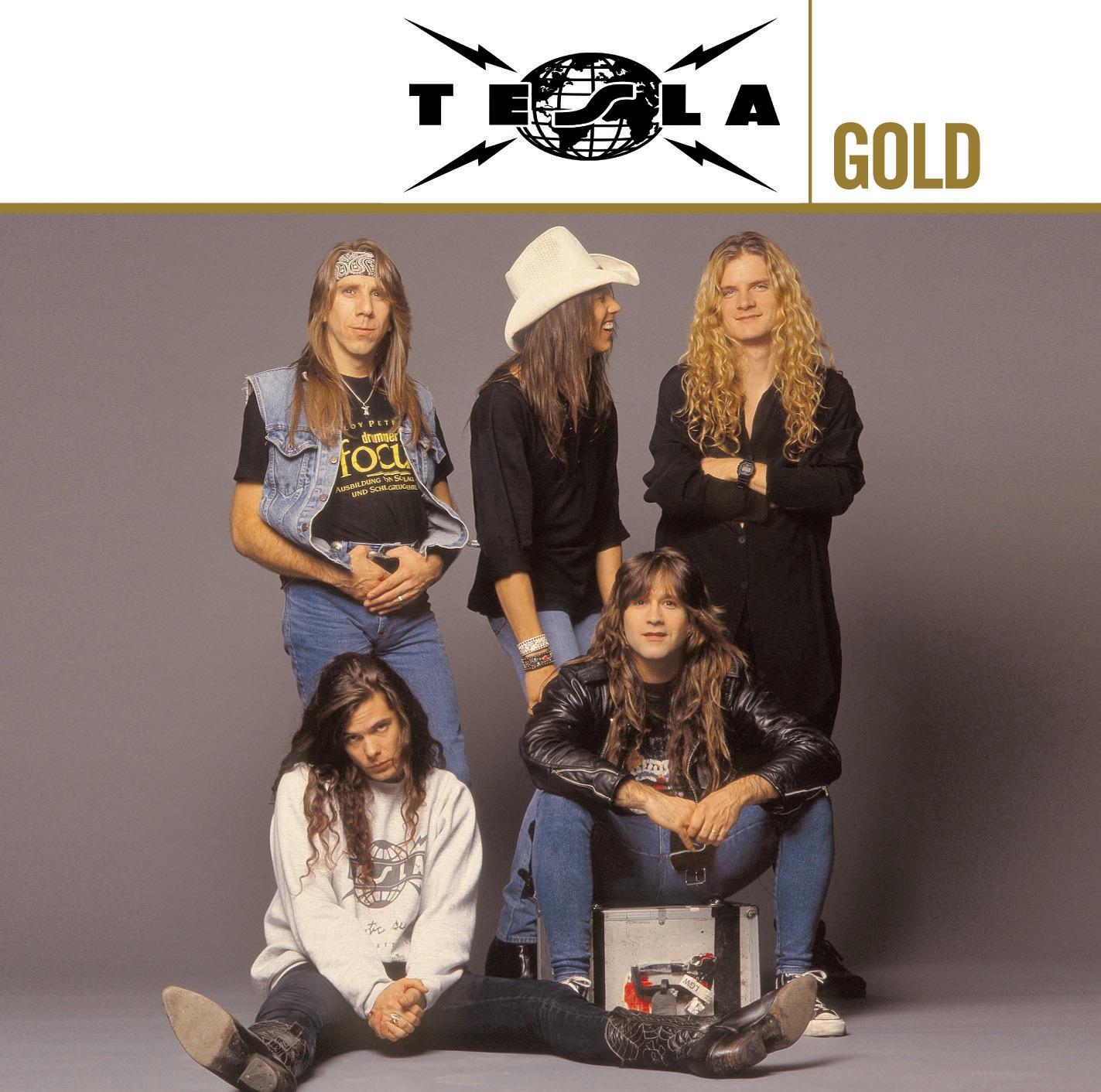 Gold: Tesla