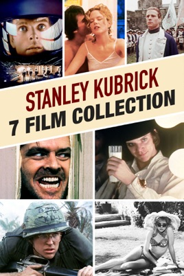Stanley Kubrick 7 Film Collection 4K UHD Digital