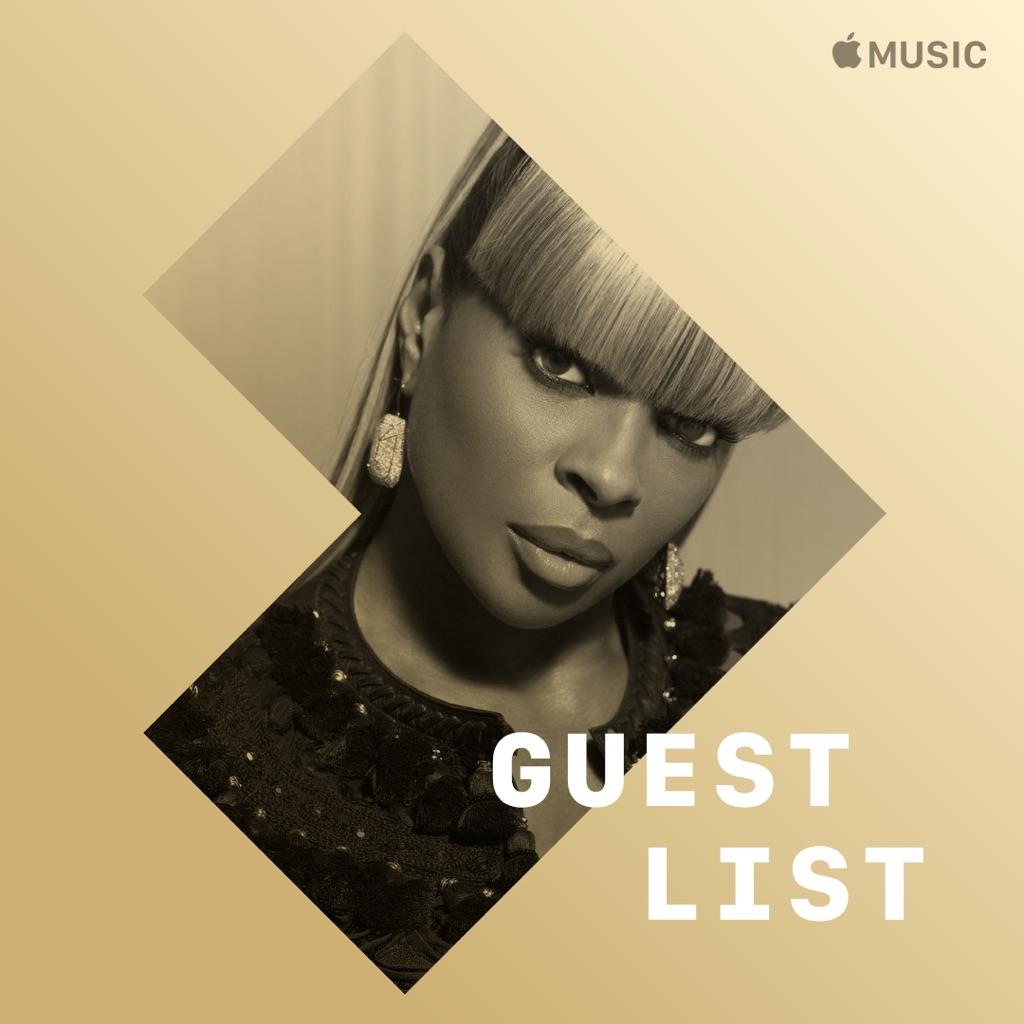 Guest List: Mary J. Blige Hip-Hop Collaborations