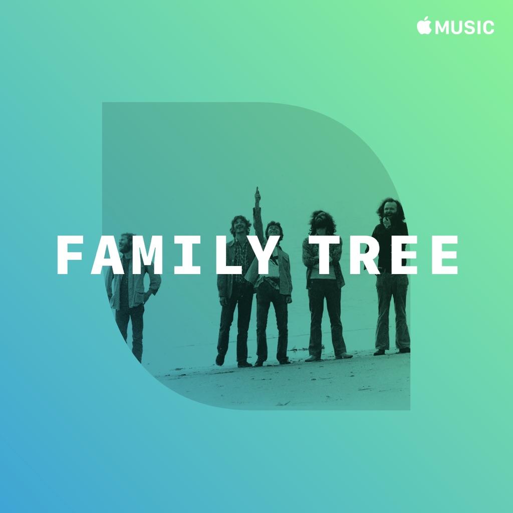 Family Tree: The Band