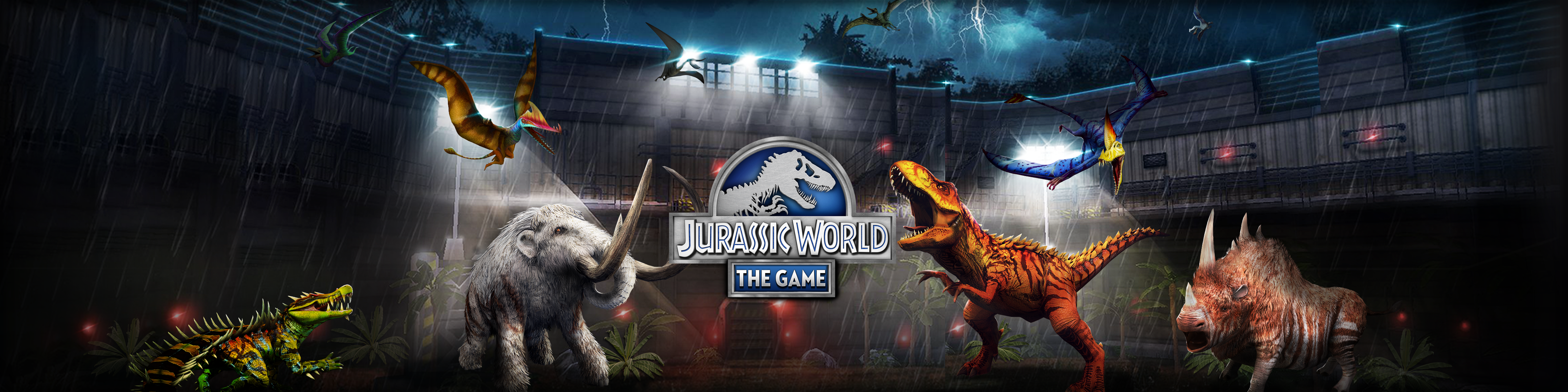 jurassic world the game vip free trial