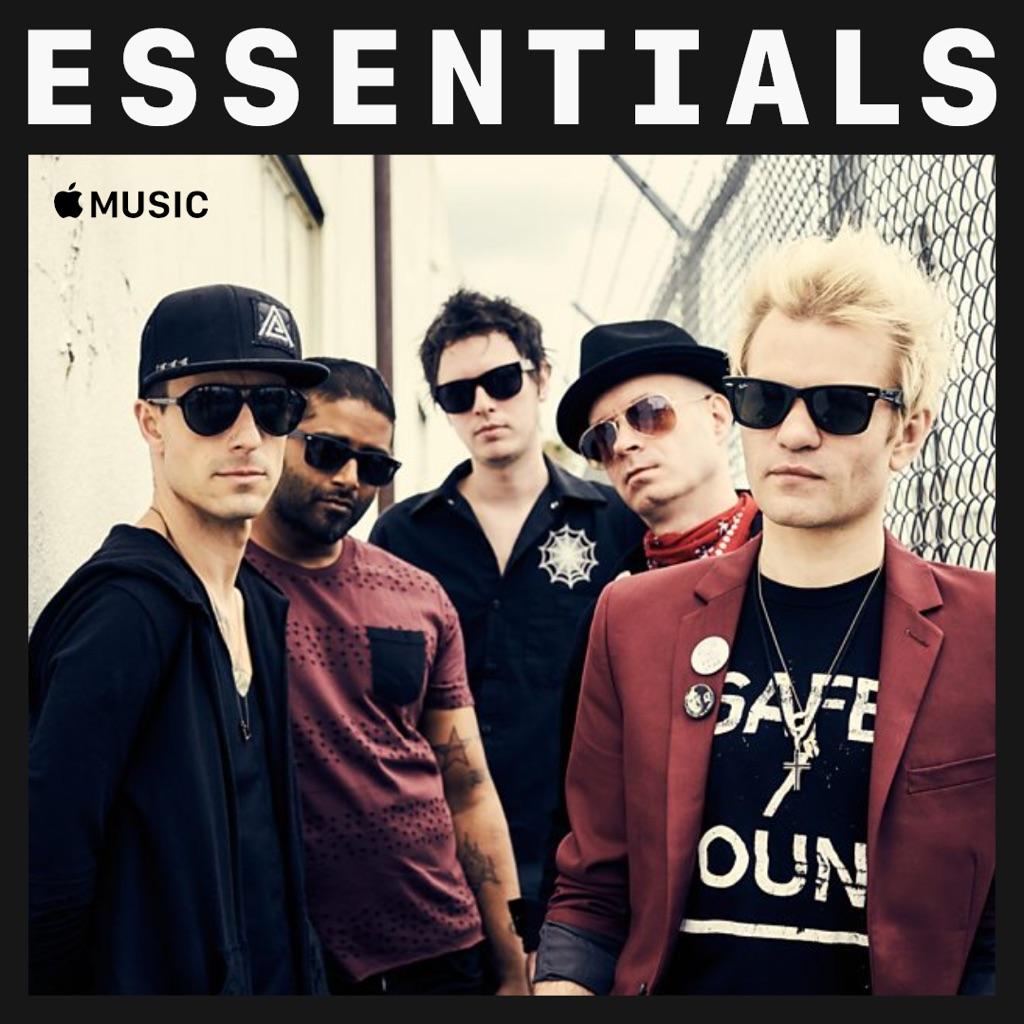 Sum 41 Essentials