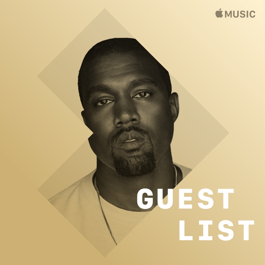 Guest List: Kanye West