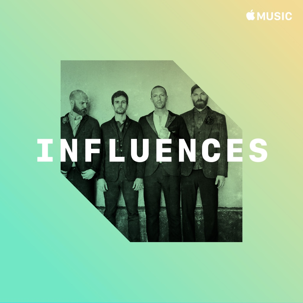 Coldplay: Influences