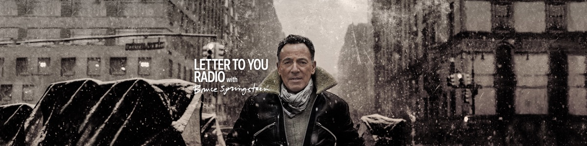 Letter To You Radio with Bruce Springsteen