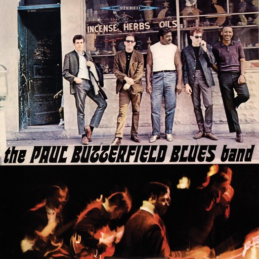 Art for I Got My Mojo Working by The Paul Butterfield Blues Band