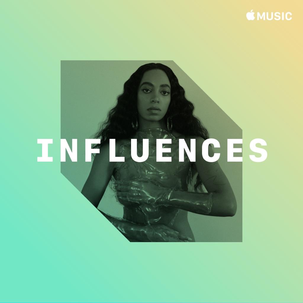 Solange: Influences
