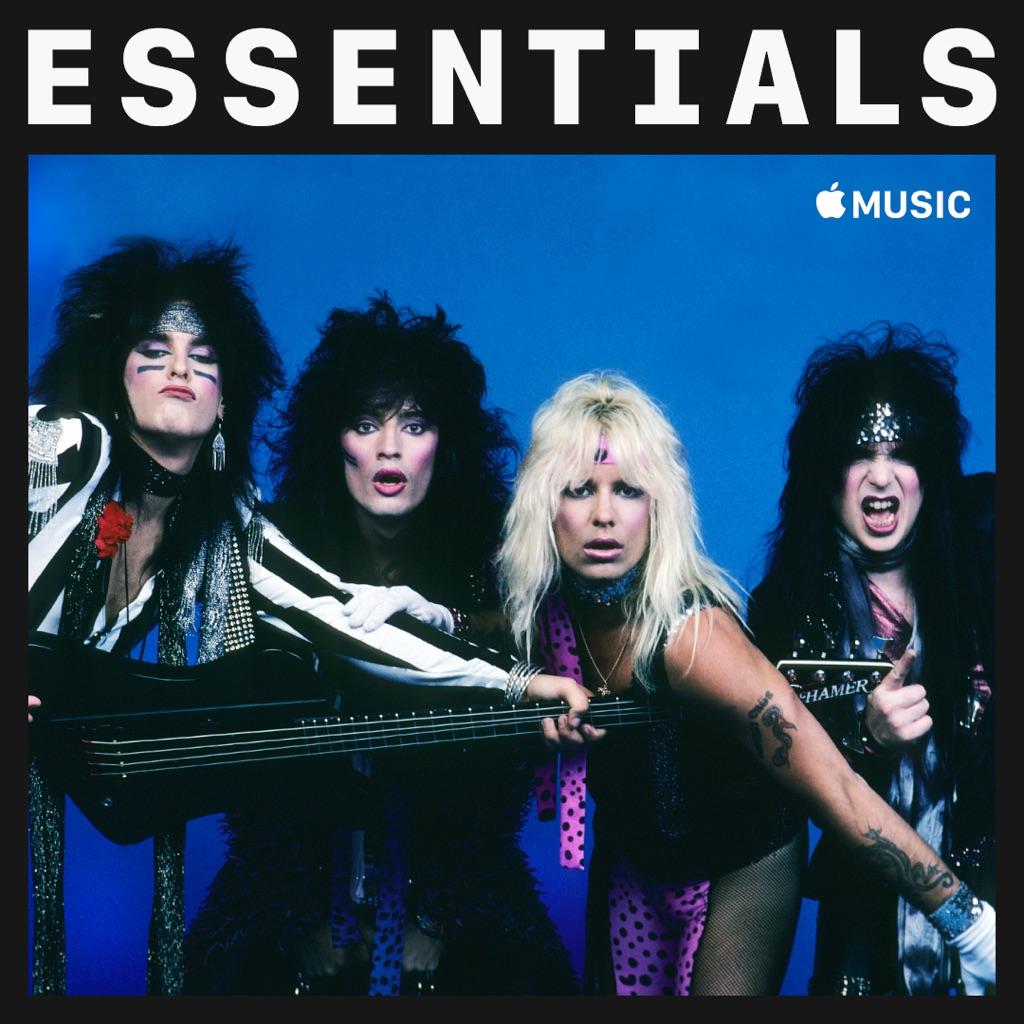 Mötley Crüe Essentials