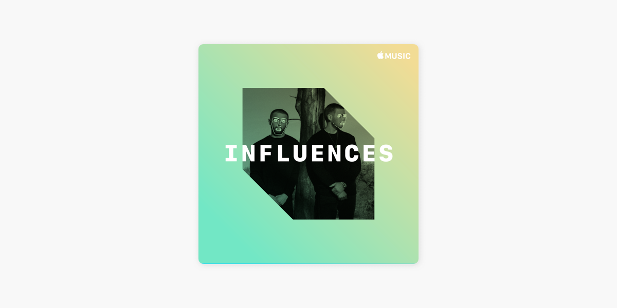 Disclosure: Influences
